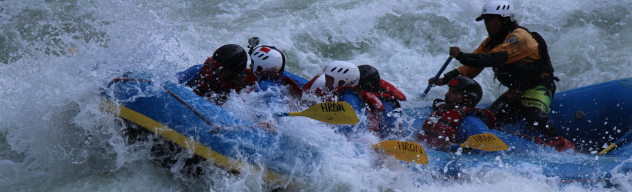 bhotekosi river rafting in nepal